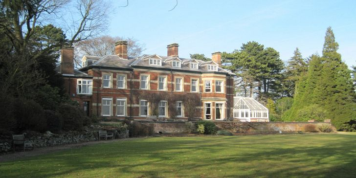 Nanpantan Hall, near Loughborough, a residential centre used by many branches of the School in the UK, including Kingston
